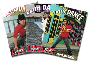 NEW Latin Dance DVDs from Tezoro